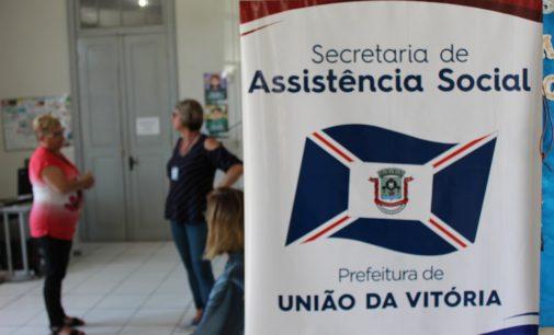 Assistência Social de União da Vitória mantém projetos de qualidade de vida