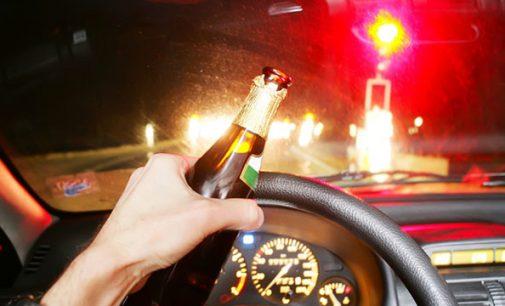 Condutor é preso por dirigir alcoolizado em Bituruna