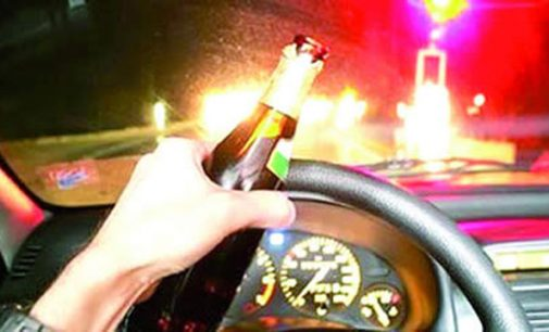 Condutor é preso por embriaguez ao volante em Porto União