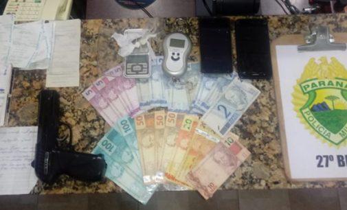 Traficante é preso no bairro São Bernardo