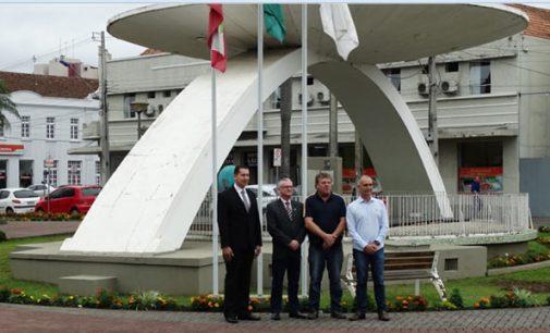Delegado Geral da Polícia Civil de SC visita Porto União
