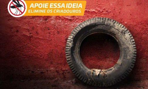 Porto União promove mutirão de recolhimento de pneus
