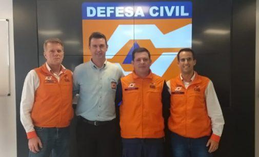 CIGERD da Defesa Civil regional tem novo coordenador