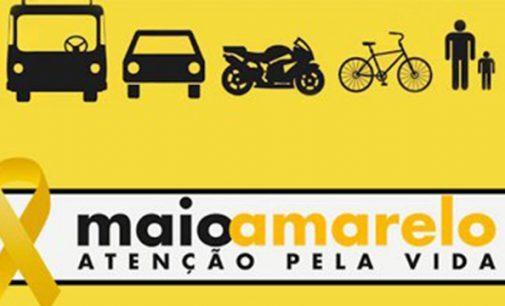 Ação Cultural do Maio Amarelo de Porto União será hoje
