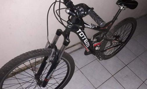 Bicicleta é furtada no bairro Santa Rosa em Porto União