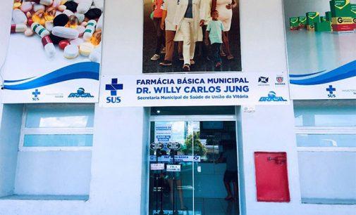 Farmácia do SUS de União da Vitória atende 400 pacientes ao dia