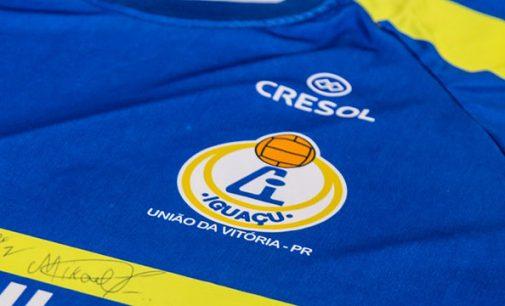 Esporte: Cresol e A.A. Iguaçu firmaram parceria