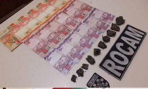 Homem é preso por tráfico de drogas em Porto União