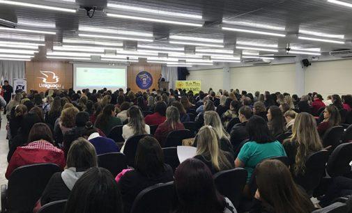Mais de 500 pessoas em UVA participam de palestra do Juiz Carlos Matiolli