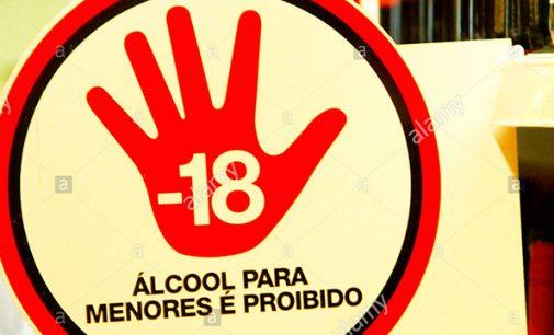 Dois homens são presos por oferecer bebida para adolescentes em Mallet