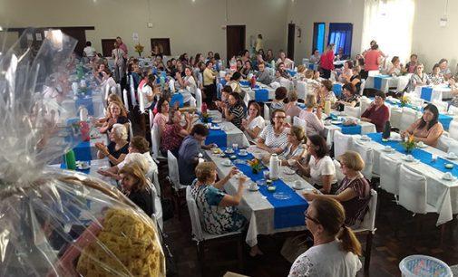 Igreja Luterana celebra 50 anos do Chá da Cuca