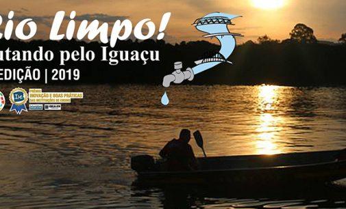 "8ª edição do ""Rio Limpo"" será neste sábado, dia 04"