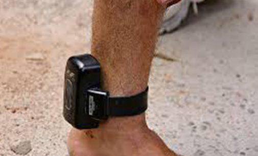 Homem é detido por não cumprir normas da tornozeleira