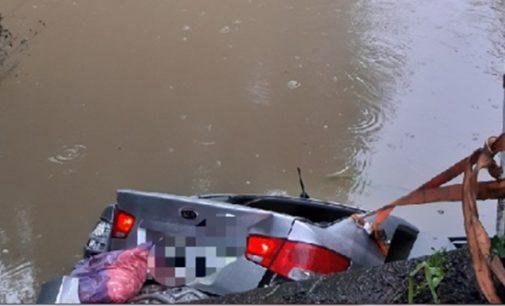 Identificadas as três vítimas do acidente na BR 476
