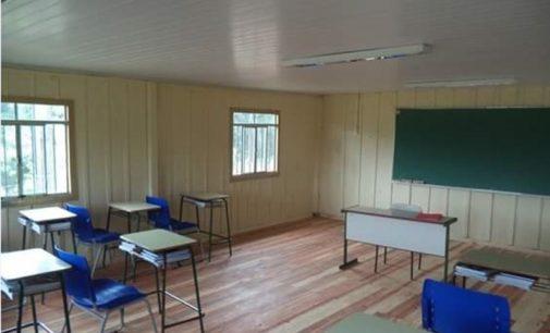 Concluídas obras nas escolas em dualidade com o Estado