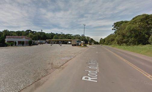 Caminhoneiro é vítima de roubo nas BRs 153 e 476