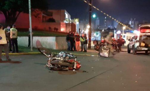 Acidente tira a vida de um motoboy em Porto União