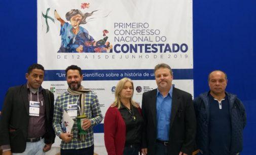 Matos Costa participa do 1ª Congresso Nacional do Contestado