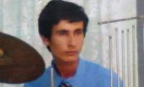 Corpo encontrado é do jovem Valmir Taborda