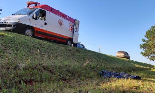 Traficante é morto em troca de tiros na BR 280 em Irineópolis
