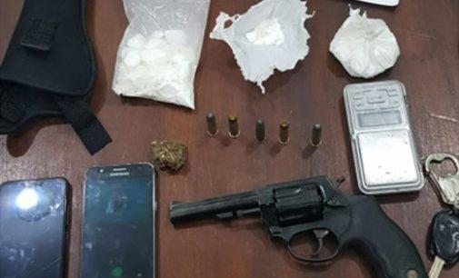 Três homens são presos por tráfico de drogas em União da Vitória