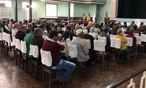 Porto União realiza Conferência dos Direitos da Pessoa Idosa