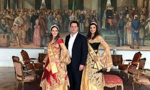 Governador Ratinho Jr recebe convite da 11ª Festa do Vinho de Bituruna