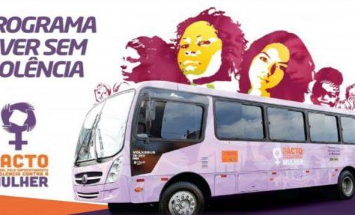 Ônibus Lilás estará em União da Vitória em Julho