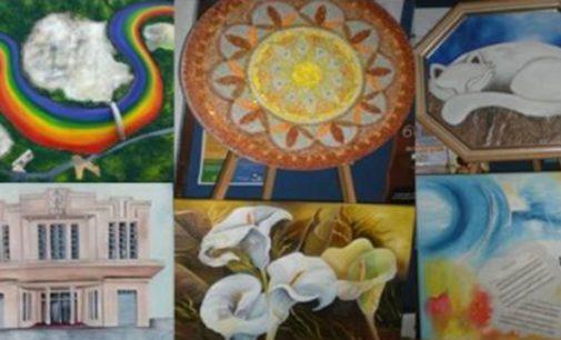 """Exposição """"Trajetória Artística"""" abre nesta sexta-feira"""