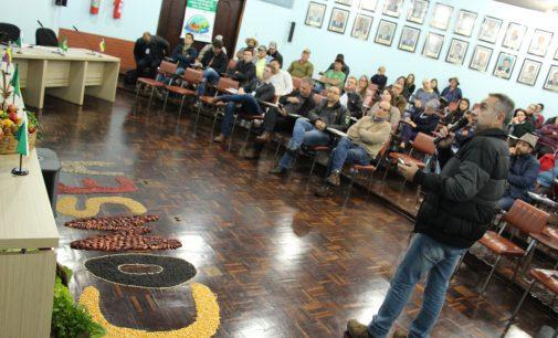Conferência debate segurança alimentar e nutricional em Bituruna