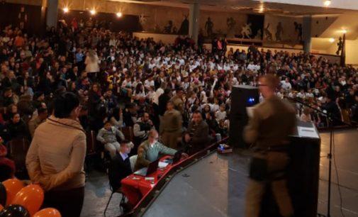 Formatura: Proerd de Porto União forma 237 alunos
