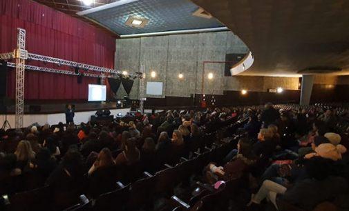 Educadores de Porto União recebem orientação dos Bombeiros