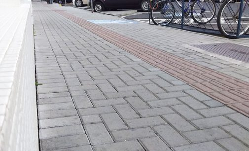 MP Porto União, promove construção de calçadas em 200 imóveis