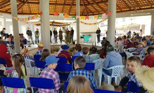 Escola Santo Antônio recebe ordem de serviço para ampliação