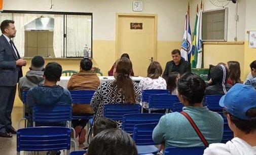 Cejusc faz audiência sobre Evasão Escolar