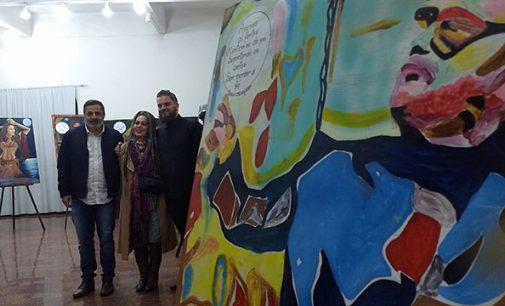 Exposição Arte Poética é aberta na Galeria Erich Will
