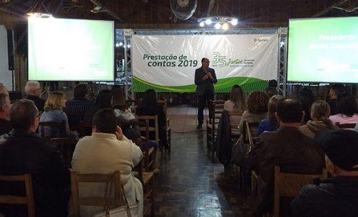 Sicredi presta contas aos cooperados em União da Vitória