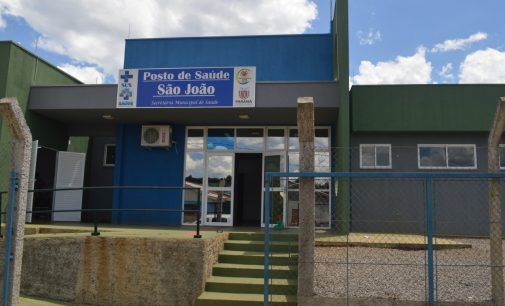 UBS do bairro São João é arrombado e atendimento é paralisado