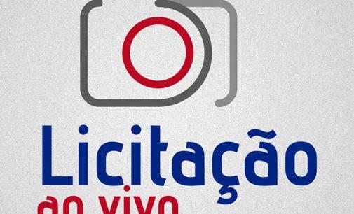 Licitações da Prefeitura de União da Vitória são transmitidas ao vivo pela internet