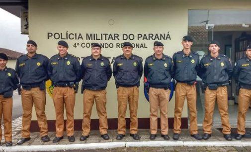 27º BPM recebe cinco novos policiais militares