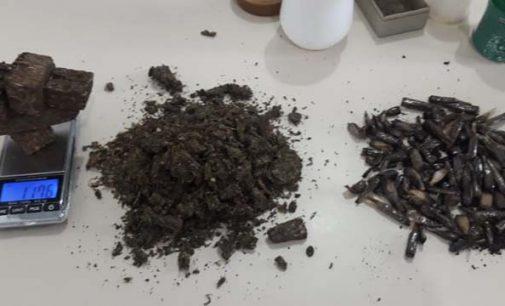 Operação contra tráfico de drogas é feito em Matos Costa