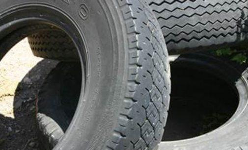 Será realizada coleta de pneus em União da Vitória