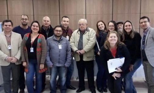 Grupo Colmeia participa de reunião do Prêmio Fecomércio de Jornalismo