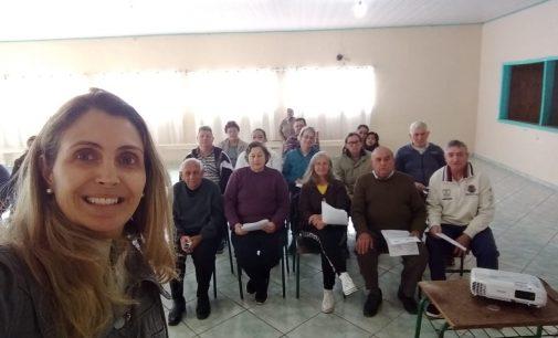 """Grupo """"Mexa-se pela vida"""" chega ao bairro São Braz"""