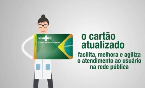 Moradores de União da Vitória devem fazer atualização do Cartão SUS