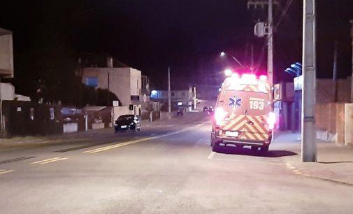 Mulher é agredida durante tentativa de assalto em Porto União