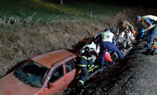 Acidente na SC 340 deixa um óbito em Porto União
