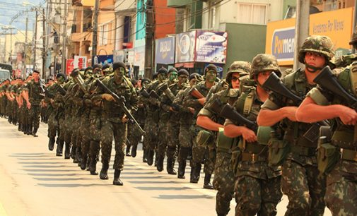 Desfile Cívico de Porto Vitória será no dia 31 de agosto
