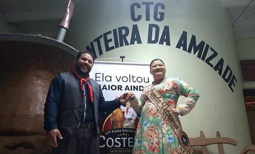 12º Festa Nacional da Costela é lançada em União da Vitória