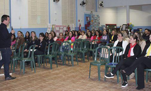 Professores participam de encerramento do PNAIC